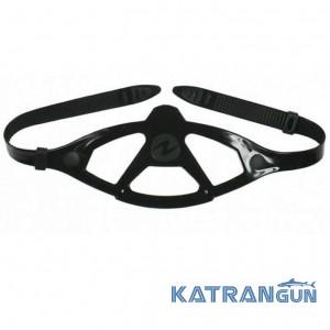 Ремінець для маски широкий AquaLung; чорний (5 шт)