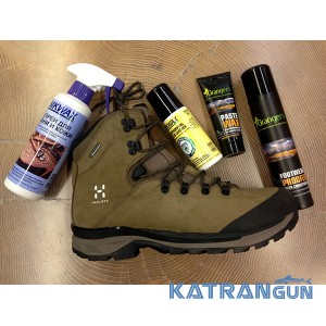 Засоби по догляду за взуттям
