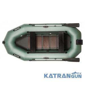 Надувная лодка Bark B-300ND, двигающиеся сиденья