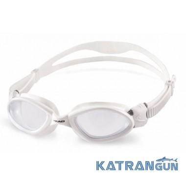 Очки для плавания тренировочные Head Superflex Mid