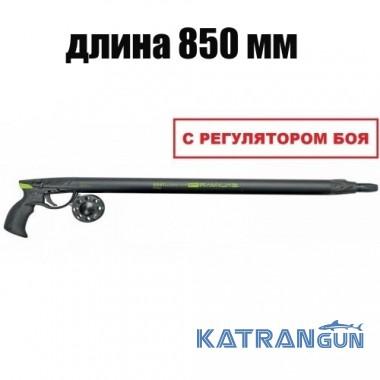 Пневмовакуумна підводна рушниця Salvimar Predathor Vuoto 85 (з регулятором) + котушка