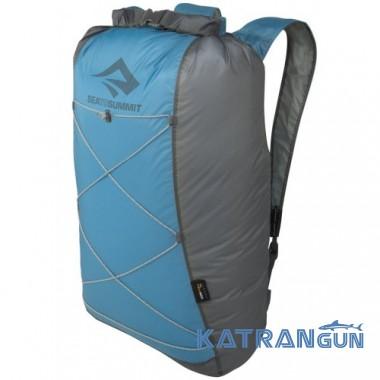 Водонепроницаемый складной рюкзак Sea To Summit Ultra-Sil Dry Daypack 22, Blue