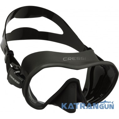 Маска безрамная для плаванья Cressi Sub Z1