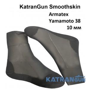 Шкарпетки для підводного полювання взимку KatranGun Smoothskin Armatex Yamamoto 38; 10 мм