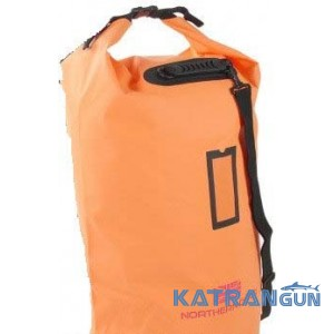 Герметичний мішок для дайвінгу Northern Diver Tool Top DryBag, 117л, помаранчевий