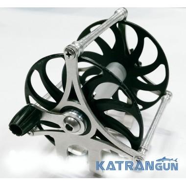 Катушка для подводного ружья KatranGun 75 мм (пластиковая шпуля)