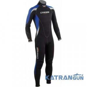 Мужской гидрокостюм для плавания Cressi Sub Summer 2,5 мм