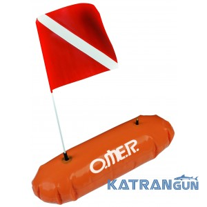 Буй для фридайвинга Omer Caravella