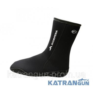 Носки неопреновые Scorpena C 5 мм