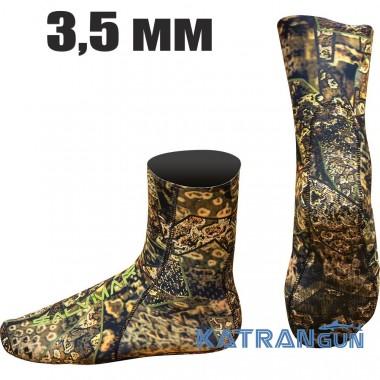 Шкарпетки для підводного полювання Salvimar Krypsis 3.5 мм