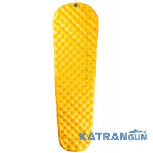 Надувний килимок для походу Sea To Summit UltraLight Mat Regular