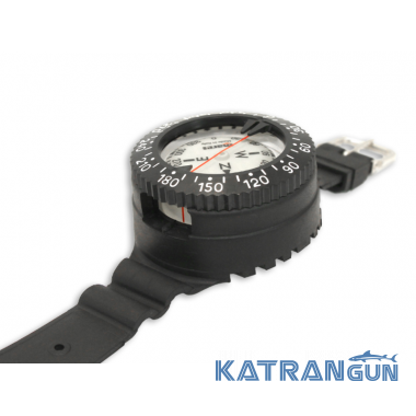 Компас наручний для дайвінгу Mares Mission 1C