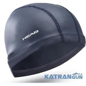 Комбинированная шапочка для плавания Head Nylon-Spandex Silicone Coating