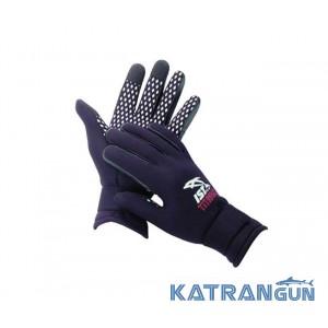 Перчатки IST S100B-M 2MM TITANIUM GLOVES (пальчатки)