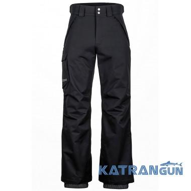 Утеплені лижні штани Marmot Wm's Motion insulated Pant, black