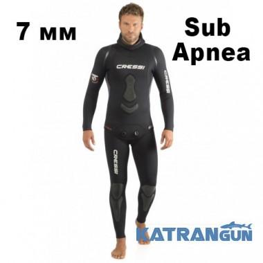 Гидрокостюм для подводной охоты Cressi Sub Apnea 2018 7 мм