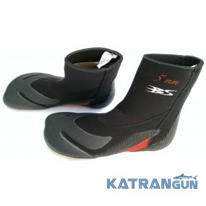 Неопреновые ботинки BS Diver Flexa, 5 мм