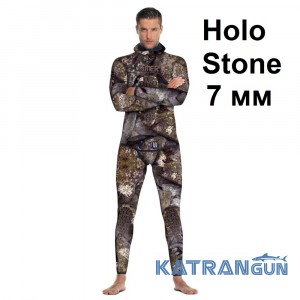 Гідрокостюм Omer Holo Stone 7 мм