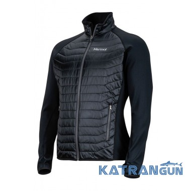 Демісезонна спортивна кофта Marmot Variant Jacket, Black