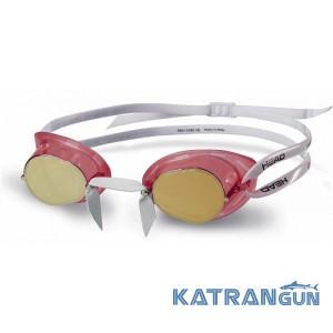 Очки для плавания Head Racer + зеркальное покрытие