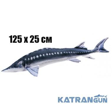 Подушка-игрушка Осетр (125х25 см)