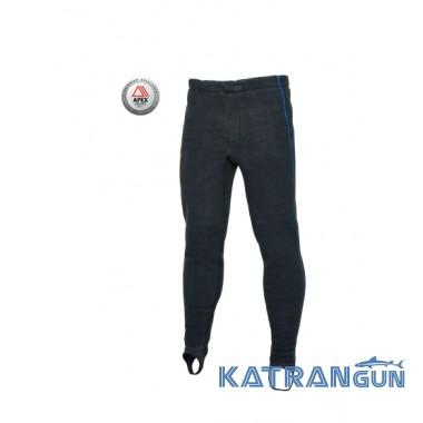 Штаны утеплитель для сухого гидрокостюма Bare SBSystem Mid Layer Pant