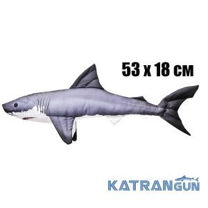 Подушка-игрушка Акула (53х18 см)