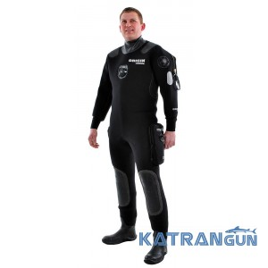 Чоловічий гідрокостюм для дайвінгу N.Diver Origin Commercial