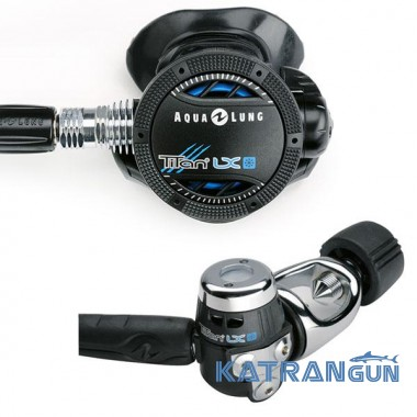 Регулятор для дайвинга Aqua Lung Titan LX Supreme DIN ACD