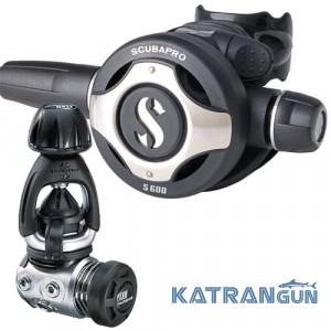 Регулятор для дайвінгу Scubapro MK17 DIN300 S600