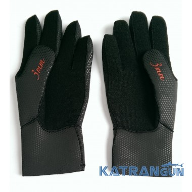 Неопреновие рукавички для дайвінгу BS Diver Super Fit, 3 мм