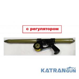 Подводная охота зелинка Мирошниченко 600 мм, смещение 2/3, ствол 12 мм