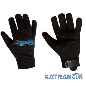 Дайверские перчатки Bare Tropic Pro Glove 2 мм