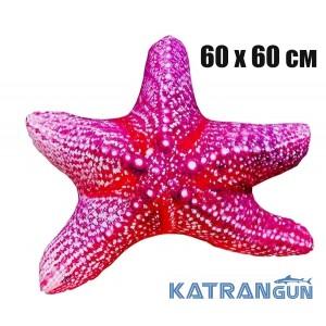 Подушка-игрушка Морская звезда (60х60 см)