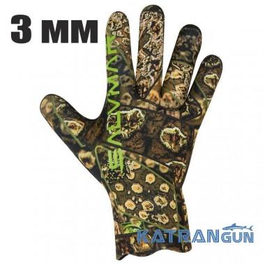 Перчатки для подводной охоты Salvimar Krypsis 3 мм