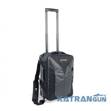 Практичная дорожная сумка Tatonka Flightcase Roller S