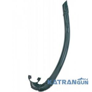 Трубка для подводной охоты Salvimar Bite Air зеленая