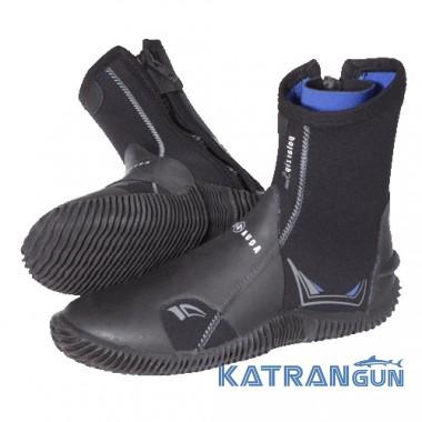 Неопреновые ботинки для дайвинга AquaLung Polar Zip 6.5 мм