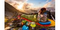 Самонадувные туристические коврики с утеплителем, технологии Sea To Summit