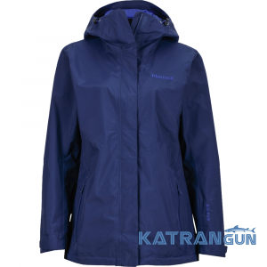Ветровка для походов Marmot Women's Wayfarer Jacket, Arctic Navy