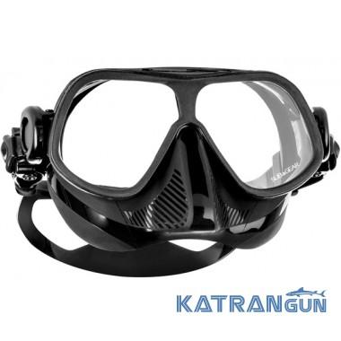 Хорошая маска для плавания Subgear Steel Comp