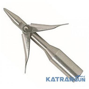 Подводное ружье наконечник Salvimar Short, два флажка