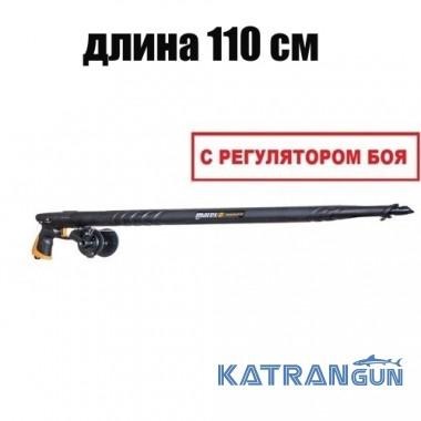 Подводное ружье для охоты Mares Cyrano Evo HF 110 см + катушка