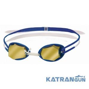 Стартові окуляри для плавання Head Diamond + дзеркальне покриття