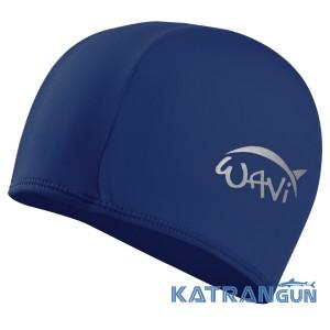 Шапочка для плавания Salvimar Wawi; синяя