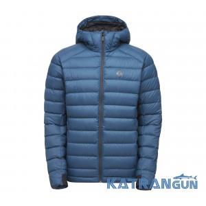 Куртка з інноваційним утеплювачем для чоловіків Black Diamond Cold Forge Hoody