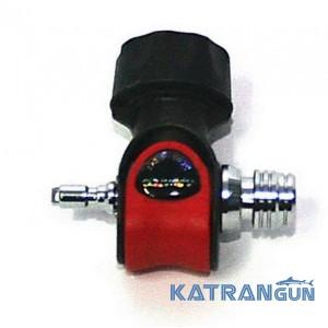 Пневмогорн BS Diver  ScubAlert; с коннекторами для подключения к инфлятору
