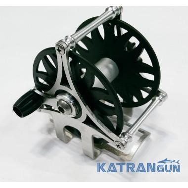 Катушка для подводного ружья KatranGun 70 мм (пластиковая шпуля)