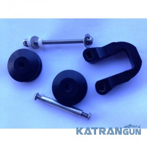 Компонент для инверторного арбалета Ermes-Sub Kit Plastic Wood Inverter