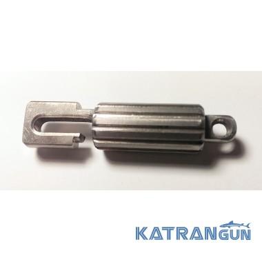 Карабин для подводного ружья Фирменный; дюралюминий
